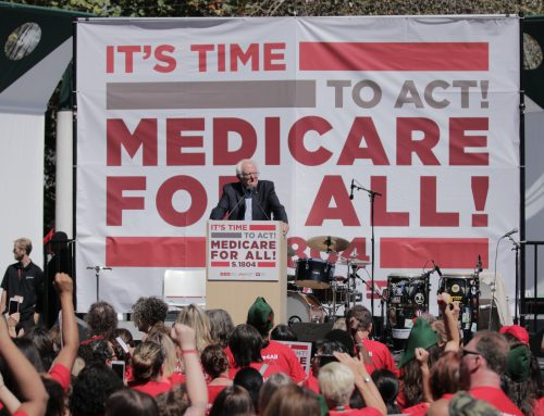 The pandemic proves we need single payer, Medicare for All